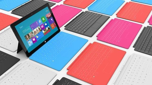 Confirmados cuatro años de soporte para la Surface con Windows RT