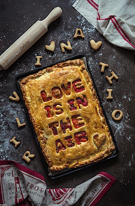 Paseo por la gastronomía de la red: recetas para armar el menú de San Valentín