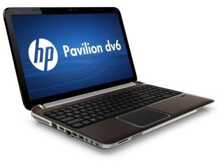 HP Pavilion dv7, dv6 y los nuevos serie G en España