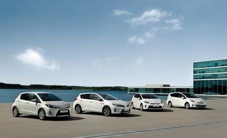 Toda la historia de los 500.000 coches híbridos de Toyota en Europa