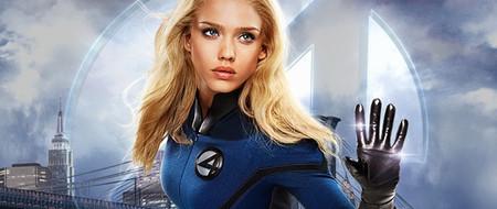 Sue Storm Mujer Invisible Jessica Alba Mejores Personajes Femeninos De Stan Lee