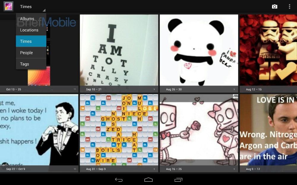 Foto de Imágenes de Android 4.2 (Jelly Bean) (8/8)