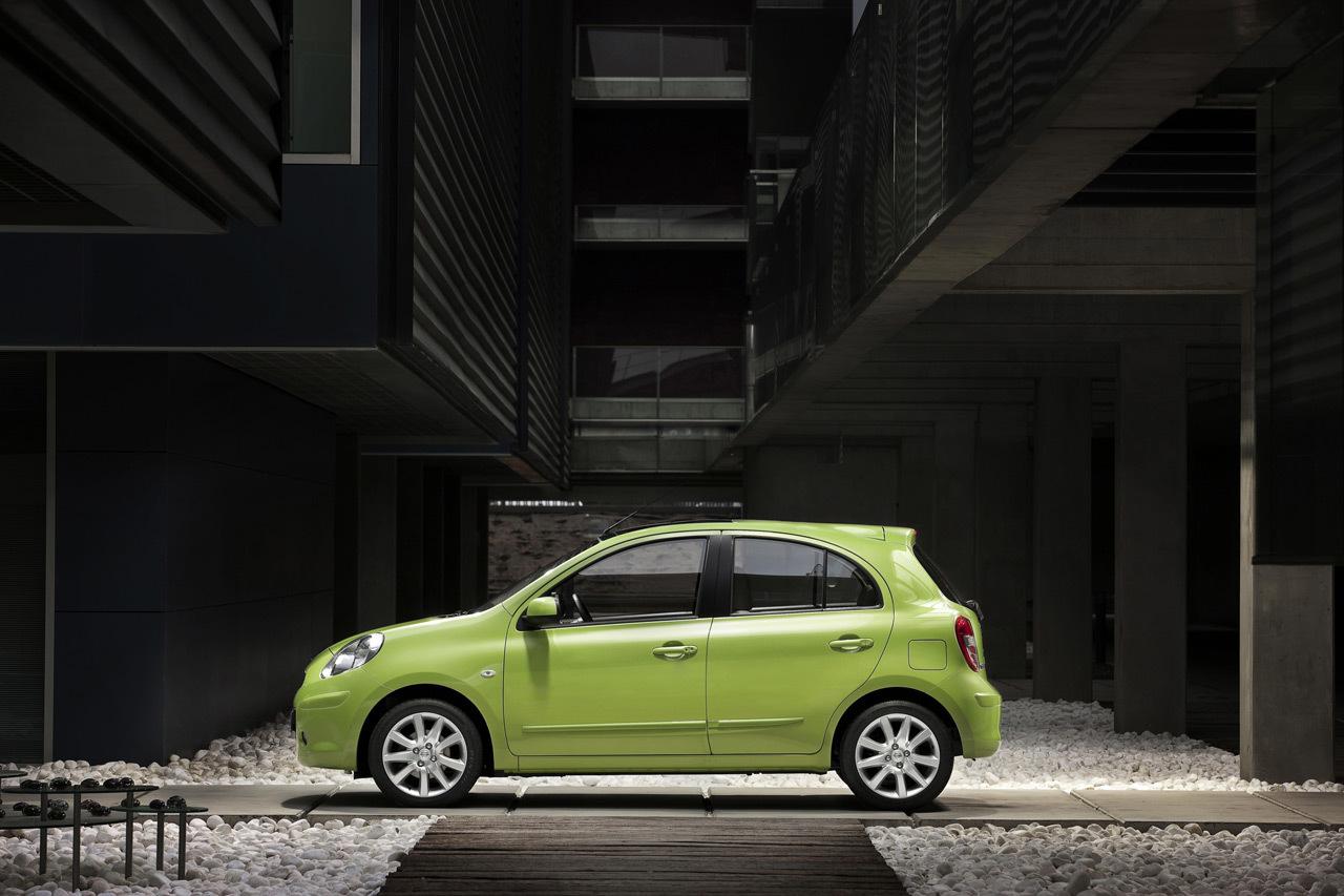 Foto de Nissan Micra 2010 (11/63)