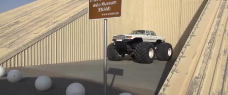 ¿Fan de los coches bizarros? Entra en el Emirates National Auto Museum a través de este vídeo y alucinarás