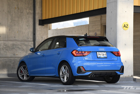 Audi A1 S Line Opiniones Prueba Mexico 5