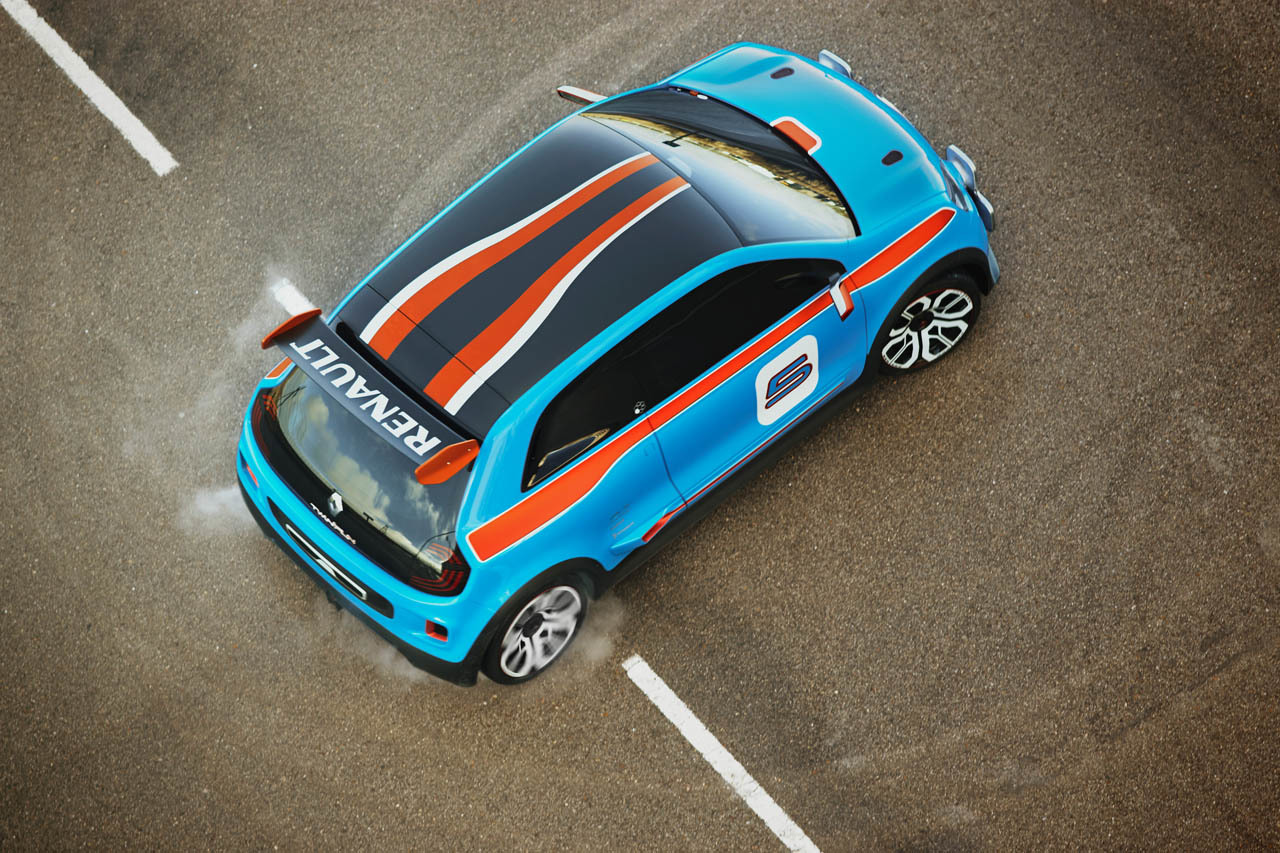 Foto de Renault Twin'Run Concept (28/49)