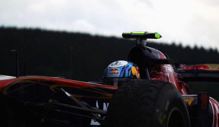 GP de Bélgica F1 2011: Jaime Alguersuari consigue su mejor clasificación en F1