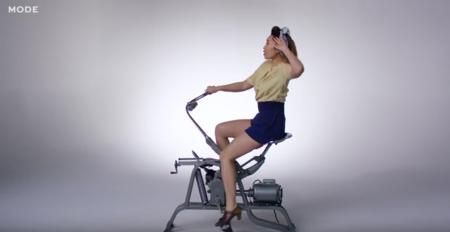 100 años de fitness en menos de 4 minutos