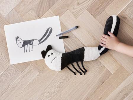 Ikea Softtoys Sagoskatt Mofetablanca