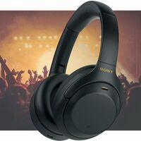 Más baratos todavía: los auriculares de referencia del momento son los Sony WH-1000XM4 y en eBay los tienes por casi 130 euros menos con este cupón