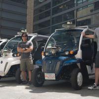 El nuevo coche del MIT y Ford es autónomo, eléctrico, compartido y reconoce personas
