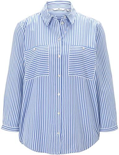 Tom Tailor Streifen Sommer Blusas para Mujer