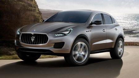 Los nuevos Maserati se llamarán Ghibli y Levante