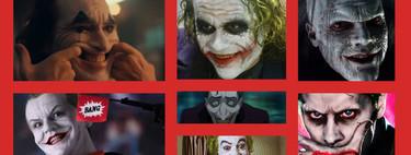 En busca del mejor Joker: así han sido las diferentes encarnaciones del mal en Gotham