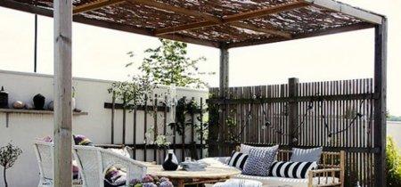La semana decorativa: terrazas urbanas, consejos de iluminación y detalles decorativos que enamoran