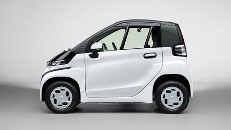 Toyota presenta el C+Pod, su propuesta de coche eléctrico biplaza para servicios en grandes ciudades