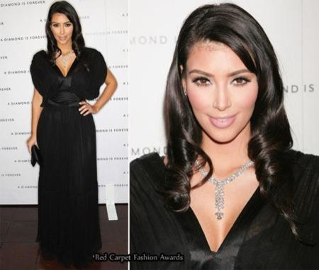 Kim Kardashian Oscar 2009