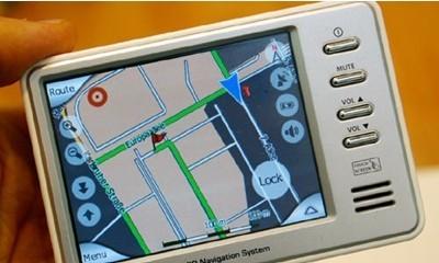 PCNS730, navegador GPS de mano