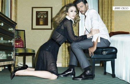 Jimmy Choo y su nueva línea de calzado para hombres