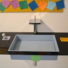 Foto 4 de 4 de la galería los-nuevos-lavabos-de-acero-de-lago en Decoesfera
