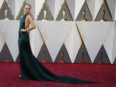 Los Oscars 2016: el glamour de las mejor vestidas de la noche