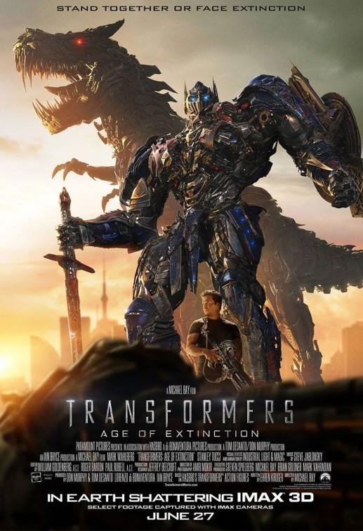 Foto de 'Transformers: La era de la extinción', carteles (14/17)