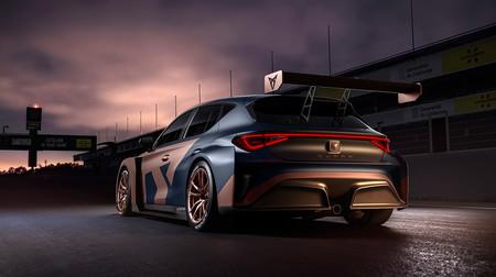 Y aquí están los CUPRA León de carreras: 340 y 680 CV para los León Competición y e-Racer eléctrico