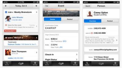 Apple adquiere Cue, un asistente del estilo de Google Now