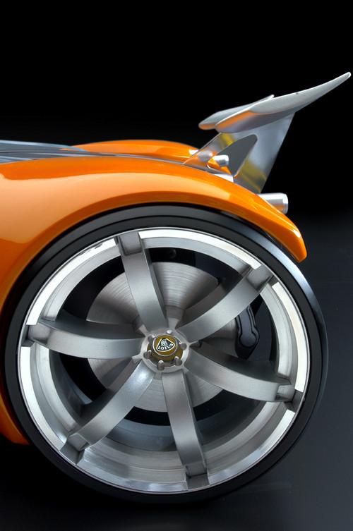 Foto de Lotus Hot Wheels Concept (4/10)