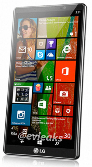 LG Uni 8, primera prueba del retorno con Windows Phone 8.1