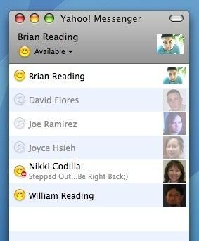 Yahoo! Messenger para Mac