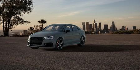 Audi RS 3 Nardo Edition, el compacto más picante de la familia recibe una edición especial
