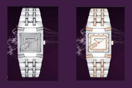 Blacksnow mini, nuevo modelo de reloj de TechnoMarine. Reloj de lujo