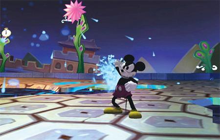 'Epic Mickey' podría llegar a PS3 y Xbox 360
