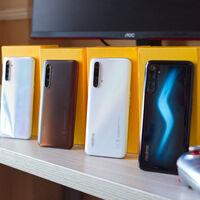 Realme X9 Pro y Realme Race Pro: filtradas todas las especificaciones de los próximos gama alta de Realme