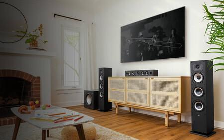 Polk Audio lanza los Monitor XT Series: 8 altavoces asequibles que podrás combinar para montar un cine en casa de altura