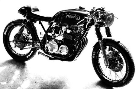 Honda CB 550 de 1977, una joya a la venta en eBay