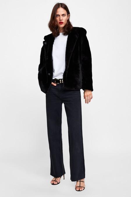 special price abrigo rebajado zara