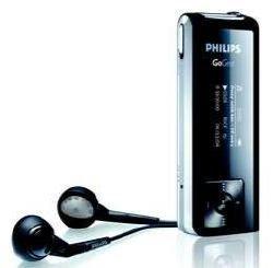 Philips GoGear SA1335, 1 GB y pantalla OLED