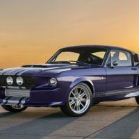 Shelby Mustang GT500CR 900S, esto es lo que obtienes cuando eres multimillonario y gran apasionado de los autos clásicos