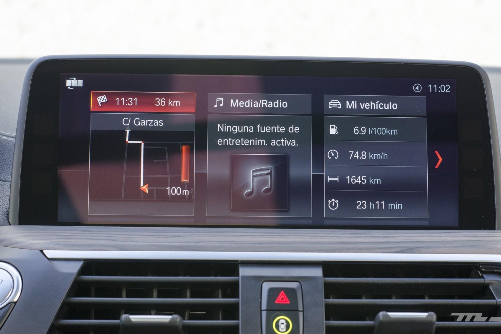 Foto de BMW X4 2018, prueba (63/65)