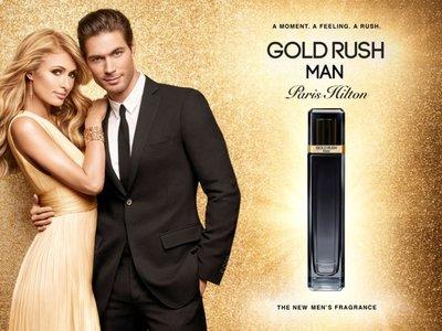 Paris Hilton nos vuelve a seducir, ahora con su fragancia masculina Gold Rush Man