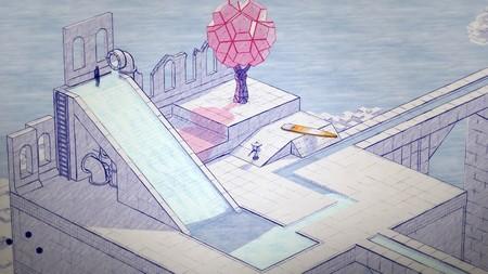 Inked nos presenta su particular universo dibujado a bolígrafo y fija su salida en Steam