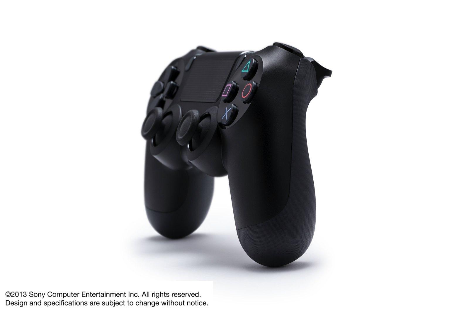 Foto de DualShock 4, el nuevo mando de PS4 (11/14)