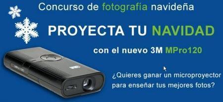 """Concurso fotográfico """"Proyecta tu Navidad"""" de 3M"""