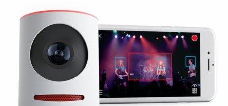Movi, la cámara de bolsillo que esconde todo un equipo de grabación