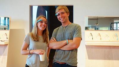 Entrevistas de trabajo con Google Glass
