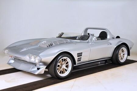 El flamante Chevrolet Corvette Grand Sport de Fast and Furious 5 será subastado el próximo mes y no esperan obtener menos de dos millones de pesos