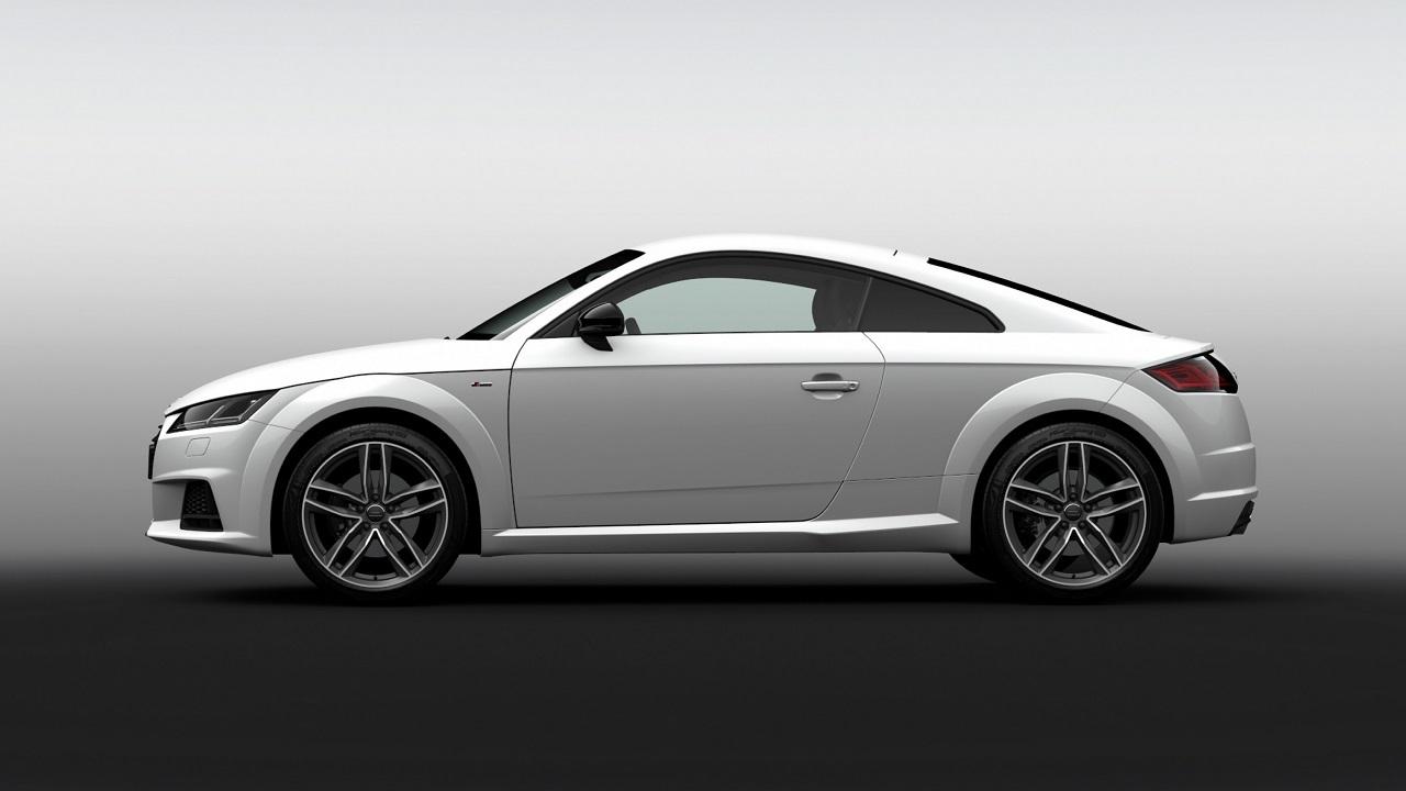 Audi Black Line Edition