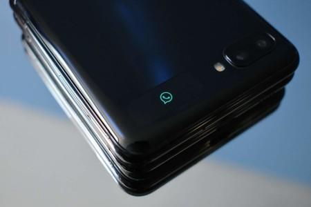 Samsung Galaxy Z Flip Analisis Mexico Pantalla Exterior Diseno